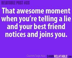 This couldn't be more true!!:)