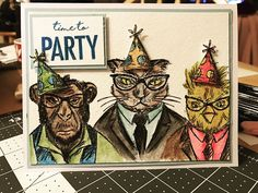 Tim Holtz Hipsters