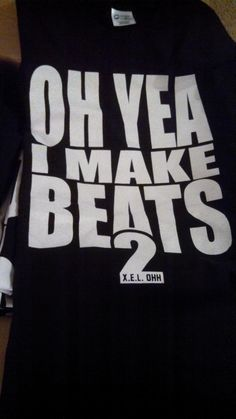 I consider myself an artist ... First and a producer second... #OHYEAIMAKEBEATS2 u better ask somebody...