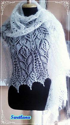 Ravelry: Crystal Dew pattern by Alla Borisova