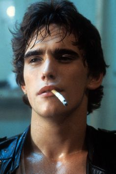 1983: Matt Dillon...Such a great actor!  Loved him in The Outsiders.