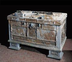 Safe, Iron, bronze, silver, copper, 1st century B.C. Pompeii