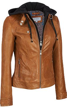 Marc New York Distressed Leather Moto Jacket - Wilsons Leather