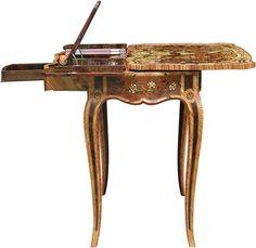 Baroque desk/ vanity
