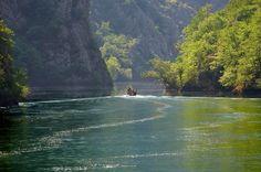 Lake Matka Macedonia Photo by Goran Anastasovski -- National Geographic Your Shot