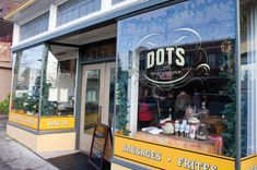Everyone is nuts about Dots these days. Ali Scheff recommends the house-made charcuterie and steak frites.