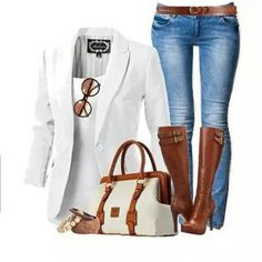 Love this casual outfit! Mode Outfits, Fashion Outfits, Womens Fashion, Fall Winter Outfits, Autumn Winter Fashion, Classy Outfits, Casual Outfits, Casual Wear, Stylish Eve Outfits
