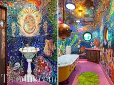 14 Yaratıcı Banyo Fikri