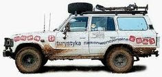 Toyota Land Cruiser FJ60 series