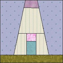 Block of Day for August 15, 2016 - Lighthouse