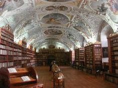 ストラホフ修道院図書館 「死ぬまでに行ってみたい世界の図書館15」 トリップアドバイザー
