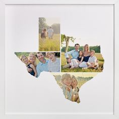 Texas Love Location by Heather B at minted.com