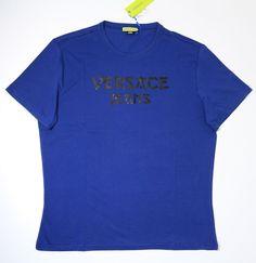 911c02a89b95  VERSACE JEANS  Men s Graphic Logo Crew Neck  T-shirt