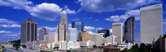 Charlotte, North Carolina, USA Photographic Print by Panoramic Images at AllPosters.com