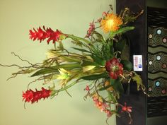 #Tropical Arrangement