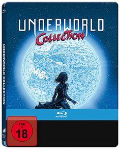 Underworld Collection 1-5 (Steelbook)