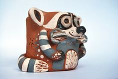 Ceramic Clay, Ceramic Pottery, Pottery Painting, Creatures, Carving, Pottery Ideas, Mugs, Tableware, Handmade