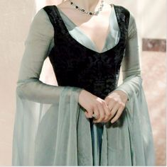 Eve Outfit Inspiration is part of Medieval fashion - Medieval Fashion, Medieval Clothing, Medieval Gown, Gypsy Clothing, Simple Medieval Dress, Larp Fashion, Steampunk Fashion, Gothic Fashion, Pretty Dresses