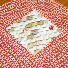 This is my first sampler quilt that explores texture in fabric. The second one is a textured quilt. The quilt has 25 blocks. Each block is made out of a centre 5 inch square featuring some …
