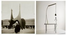 Teodolapio Spoleto 1962/ Alexander Calder