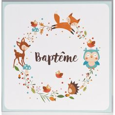 Daycare Logo, Woodland Party, Baby Shark, Baby Party, Baby Room Decor, Cute Wallpapers, Beauty And The Beast, Christening, Chibi