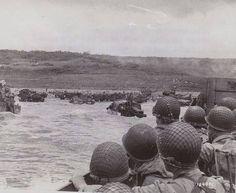 Omaha Beach, June 6. 1944.