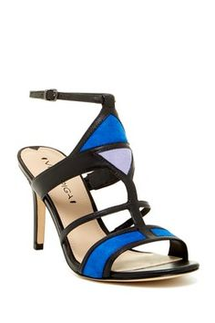 1d5136e55a0a Vamerie High Heel Sandal Short Heels