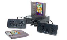 Hyperkin Retron1 NES System in Black, Red, or Silver @ Groupon $15