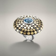 DOT COLLECTION Round Ring  in Fall / Winter 2012 from John Hardy on shop.CatalogSpree.com, my personal digital mall.