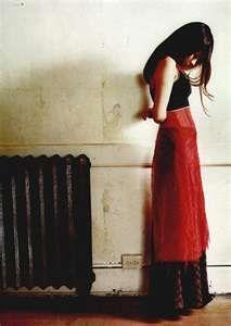 Hope Sandoval music, fashion, red, hope sandov, style, mazzi star, stars, beauti peopl, women