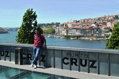 Vista desde el edificio de Porto Cruz