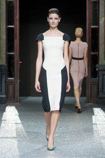 Sfilata Talbot Runhof - Collezione Talbot Runhof - Moda Donna Primavera Estate 2013 - Leiweb