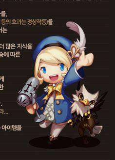 [转载]韩国超酷Q版网游DUNGEONS...