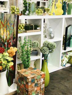 #homedecor #design #interior #homedesign #greenery #green  http://www.beaulieudecor.com