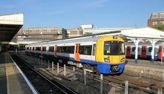 Richmond Train Station Richmond Surrey England