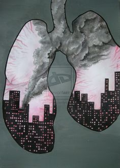 i chose this design about air pollution. it has an effective look to it and gets some kind of message across about the problem with air pollution Meaningful Drawings, Poster Drawing, Drawing Drawing, Save Our Earth, Political Art, Car Drawings, Environmental Art, Art Inspo, Art Sketches