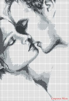 Black and white wedding cross stitch pattern Cross Stitch Pictures, Cross Stitch Heart, Cross Stitch Kits, Cross Stitch Designs, Cross Stitch Silhouette, Stitch Character, Wedding Cross Stitch Patterns, Hand Embroidery, Embroidery Stitches