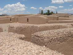 Paquimé - Chihuahua: Patrimonio de la Humanidad.