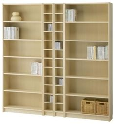 BILLY/BENNO Bookcase combination - Modern - Bookcases - by IKEA