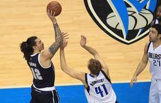 Game 4: Thunder at Mavericks - April 23, 2016