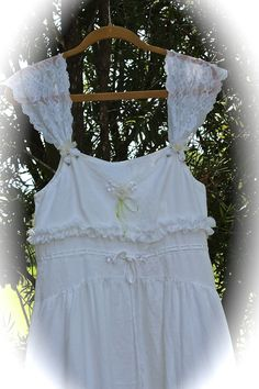 Romantic Jane Austin Style Linen and Lace Dress Vintage Style  Regency Romantic Tailored Fit by IzzyRoo on Etsy