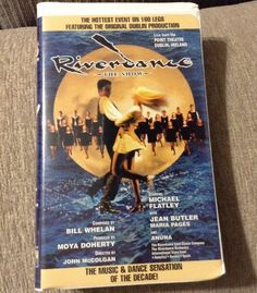 Riverdance  The Show VHS Tape Pre Owned Music And Dance Not Rated