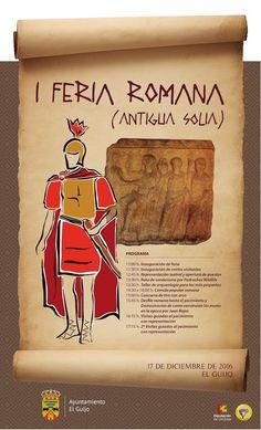 I Feria Romana (antigua Solia), en El Guijo