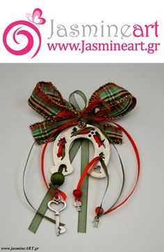 Πρωτοχρονιάτικο Πέταλο 17 Paracord, Christmas Ornaments, Holiday Decor, Crafts, Home Decor, Manualidades, Decoration Home, Room Decor, Christmas Jewelry