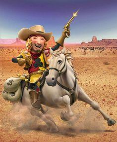 Cowboy on Behance
