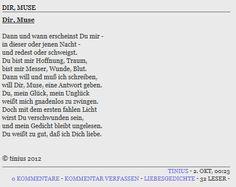 Ein wundervolles Gedicht von @tinius auf einem ganz und gar lesenswerten Blog.