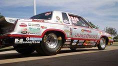 WJ '84 Hurst/Olds Pro Stock