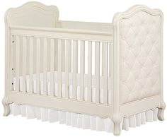 bertini tinsley 3 in 1 upholstered crib antique white baxton studio iona mid century retro modern