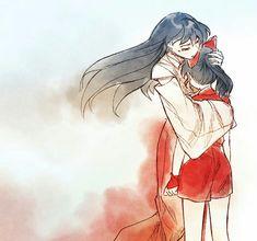 Inuyasha Fan Art, Inuyasha And Sesshomaru, Kagome And Inuyasha, Kagome Higurashi, Anime Demon, Manga Anime, Kingdom Hearts Anime, Kawaii Chan, Disney Sleeping Beauty