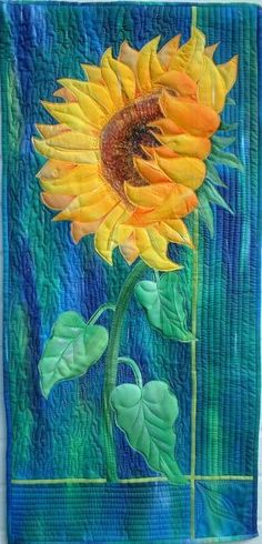 sunflower quilt - Bing Images